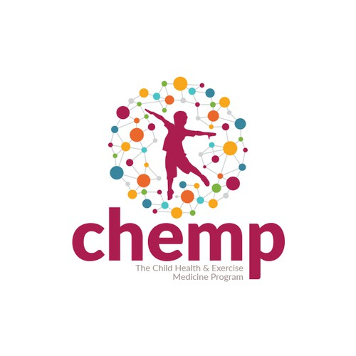 Logo concept for CHEMP