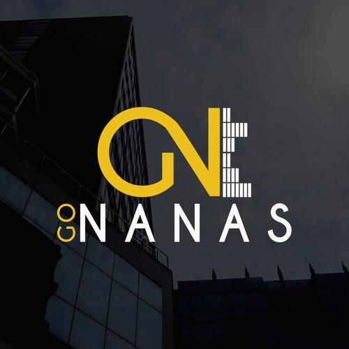 Music Producer Logo - Creative Project - 'Go Nanas'