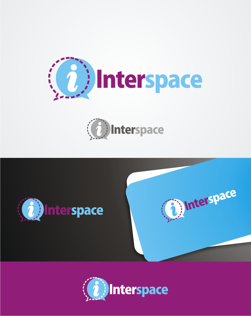 Help Interspace with a new logo