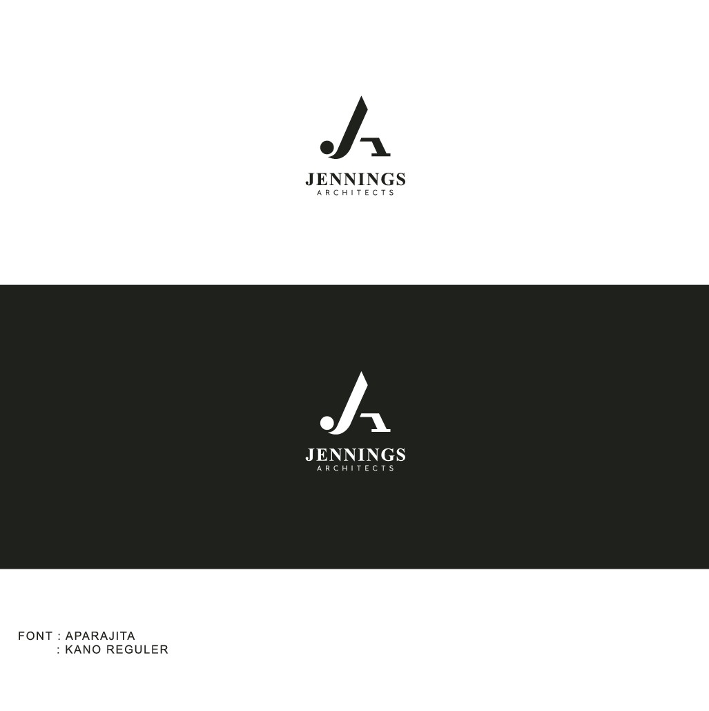 Jennings Architects needs a new logo to grab attention