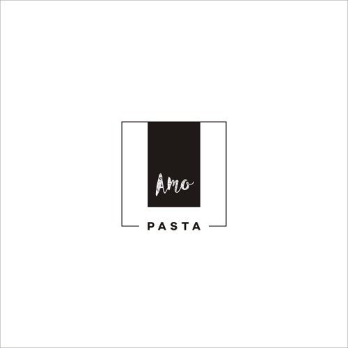 logo concept for artisan dried pasta
