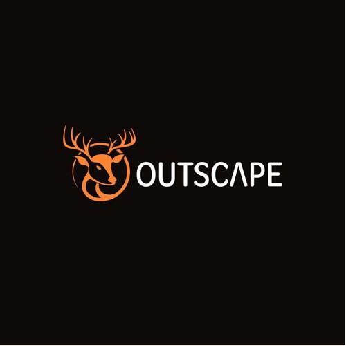 Outscape Logo Design