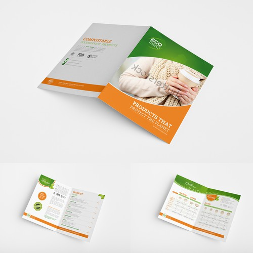 Eco520 Catalog Design