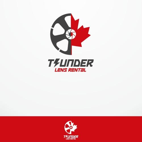 Thunder Lens Rentals needs a logo