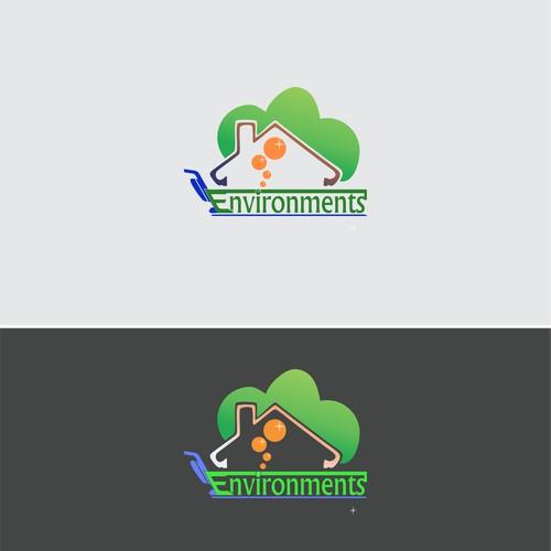 logo concept for environments