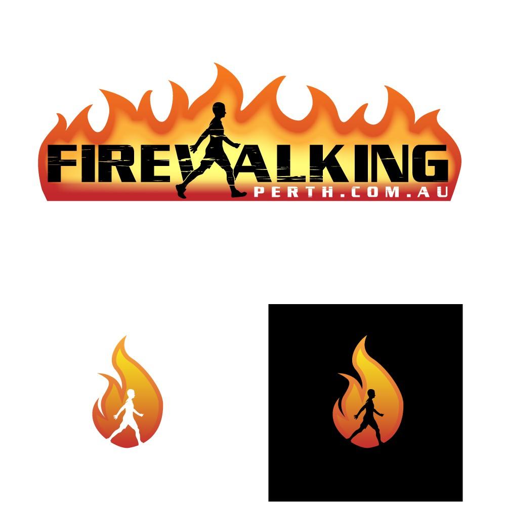 Create the next logo for firewalkingperth.com.au