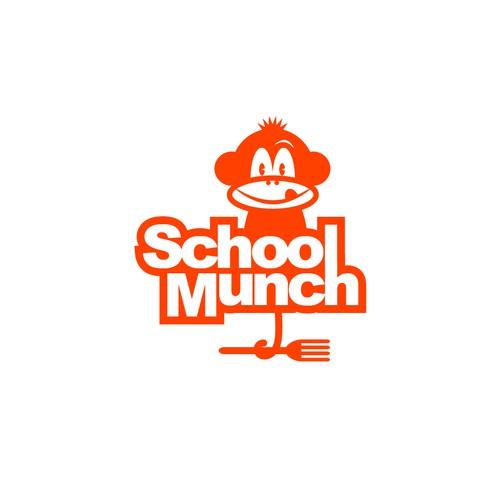 Logo for School Lunch Program