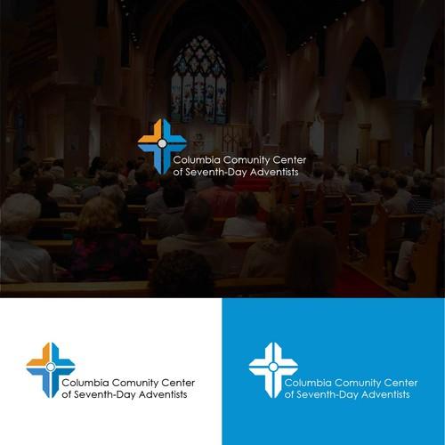 Warm Logo concept for CCCSDA (Columbia Comunity Center of Seventh-Day Adventist)