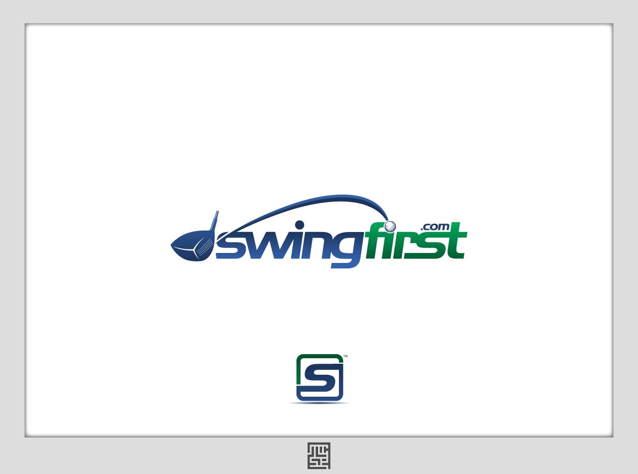 Logo design for golf club business