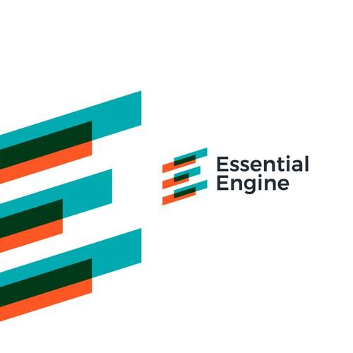 Logo Design Proposal for Essential Engine