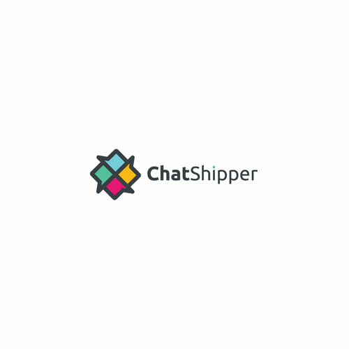 Friendly Logo for ChatShipper