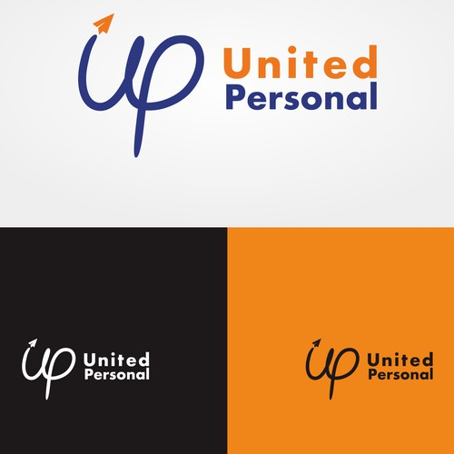 logo concept for United Personal
