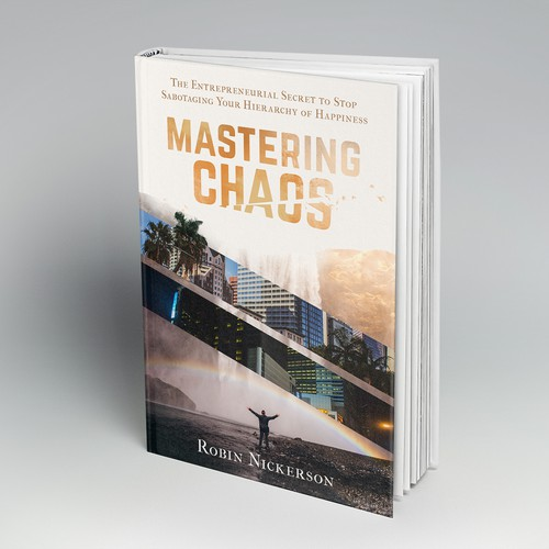 Book cover, Mastering Chaos