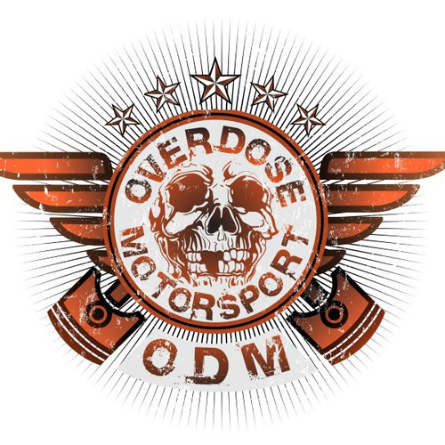 Help overdose motorsport  with a new logo