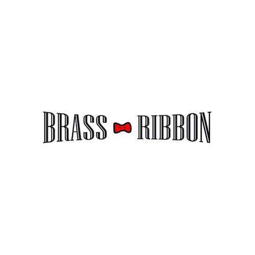 [Winner] Logo for brass ribbon