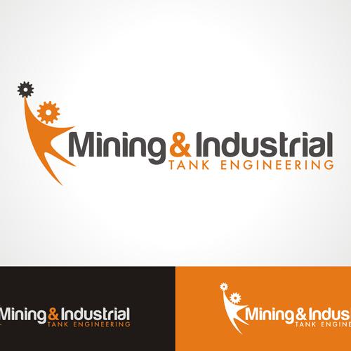 Logo For Mining Company