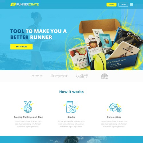 Startup Company for Running Subscription Business