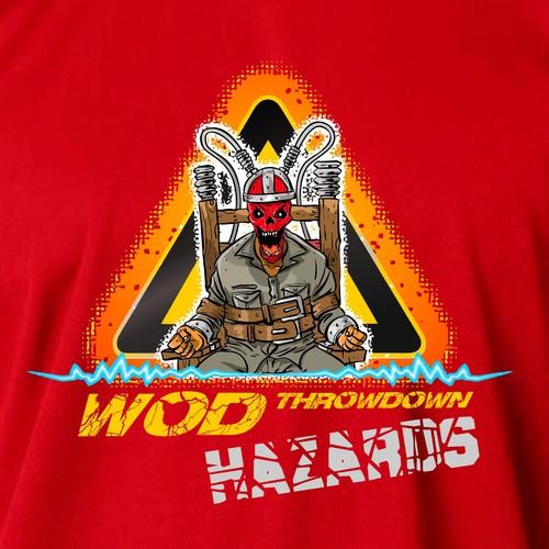 wod throwdown hazards