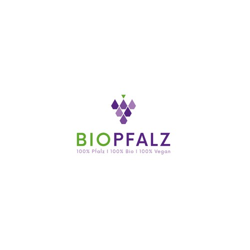 Logo for biopfalz