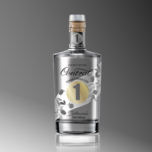 Central One Gin