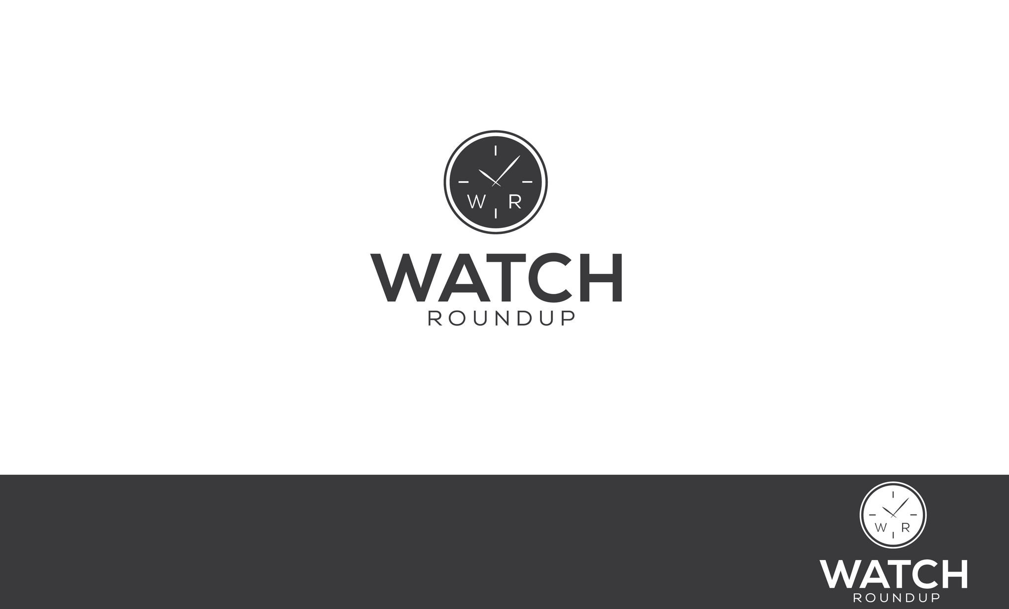 Create a logo for an affordable watch blog
