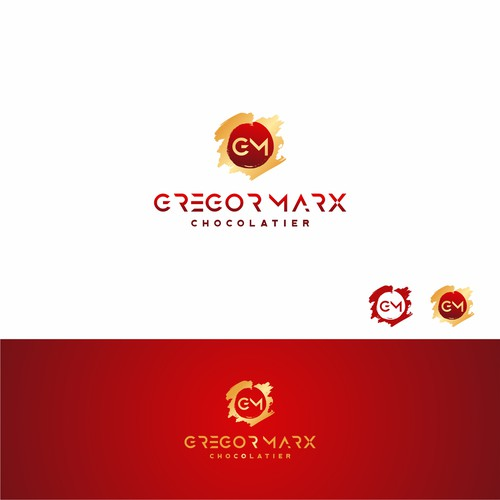 logo for GREGOR MARX CHOCOLATIER