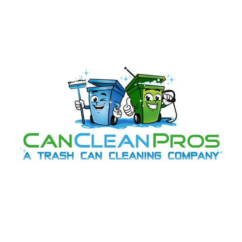 Trash Logo