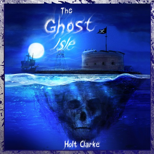 The Ghost Isle- AudioBook Cover