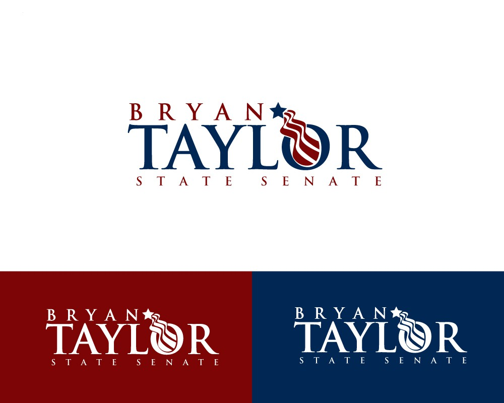 GUARANTEED: Re-brand a State Senate Campaign with an Iconic Logo!