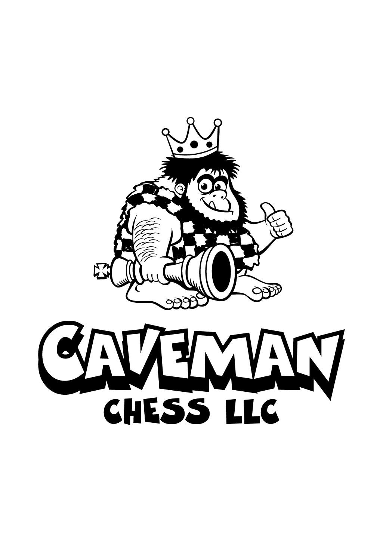 Caveman Chess LLC needs a fresh logo.