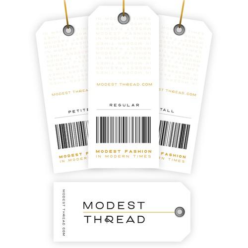 Modest Thread - Tag