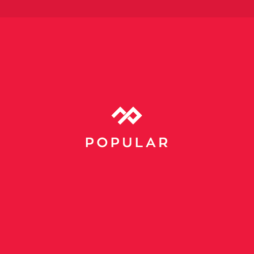 Logo for popular media