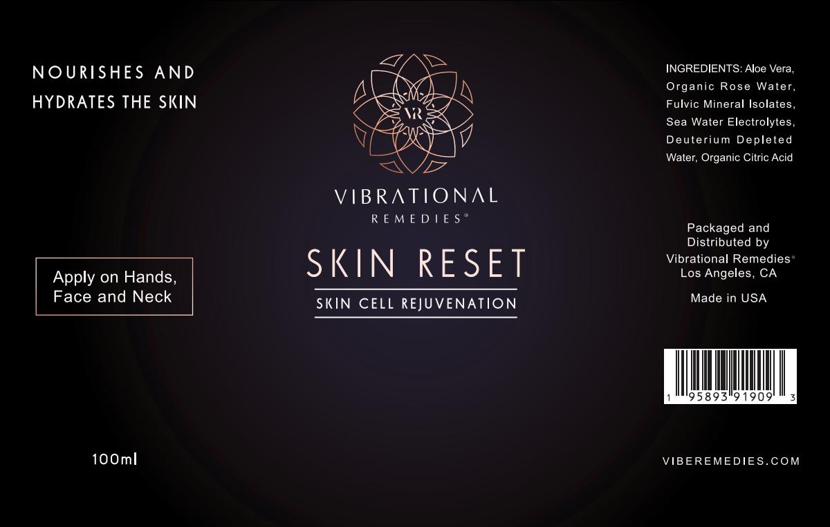 Vibrational Remedies