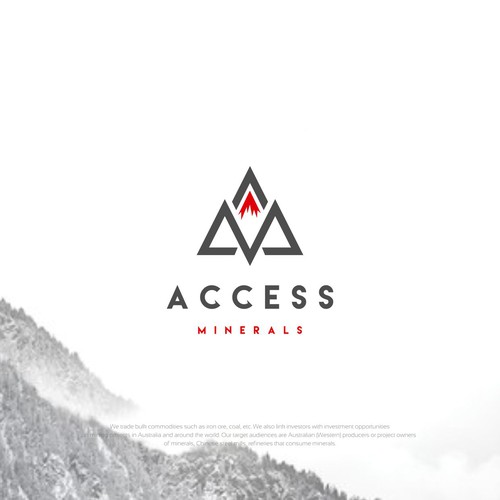 Logo for Access Minerals