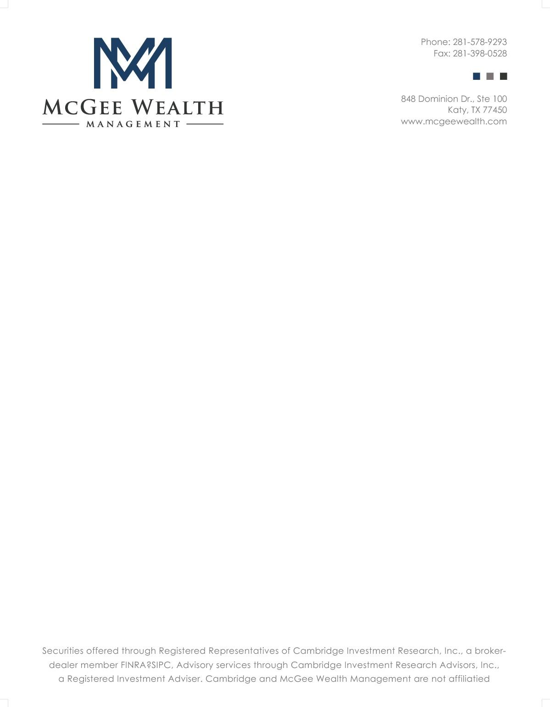 MWM Business card and Letterhead designs