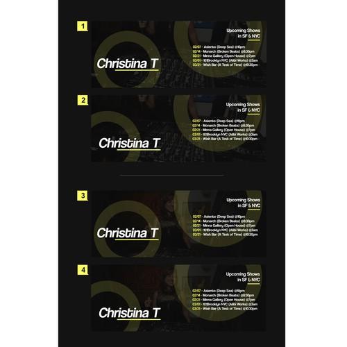 Facebook Cover for Dj Christina