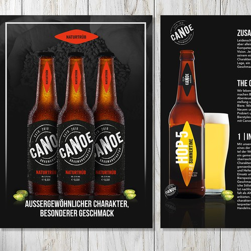 Canoe Beer