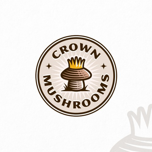 Crown Mushrooms