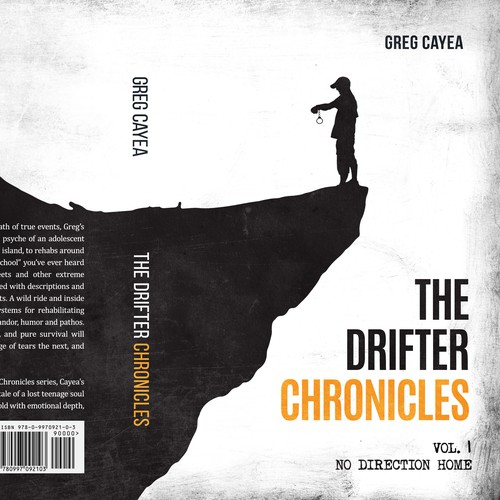 Book Copver: The Drifter Chronicles