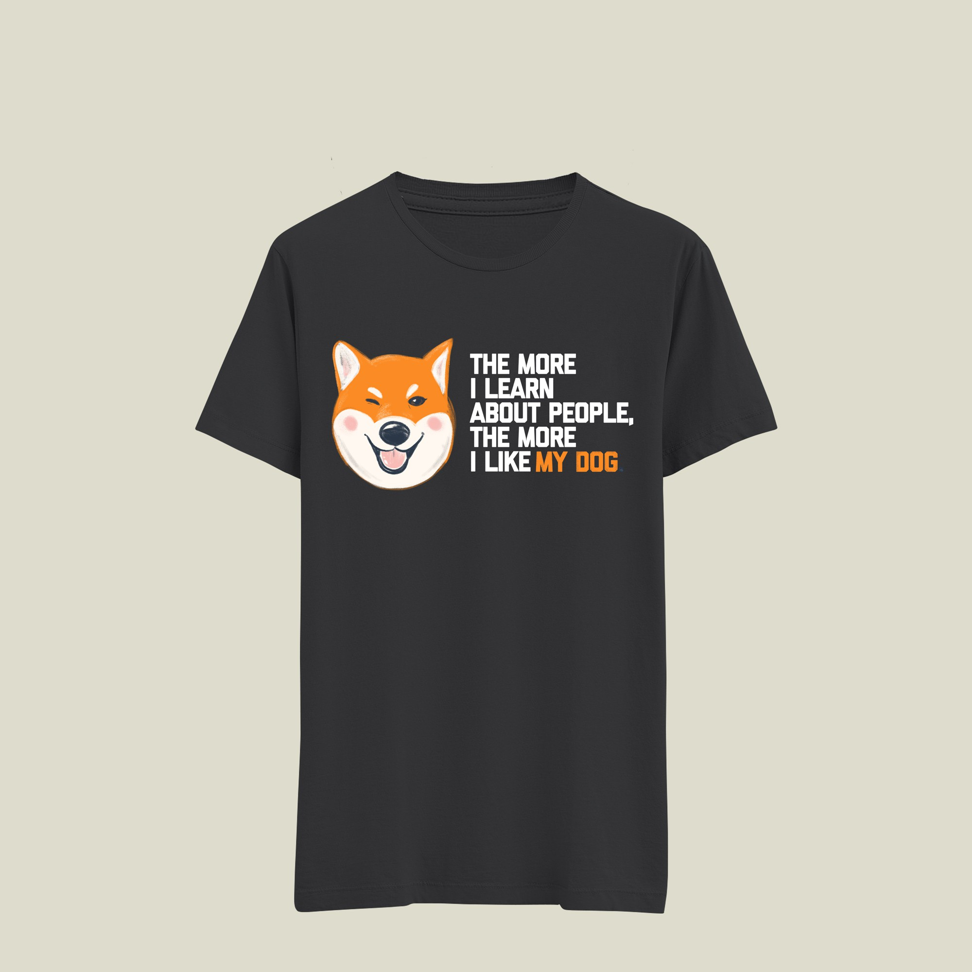 Design a shirt ever Pooch lover will want to wear