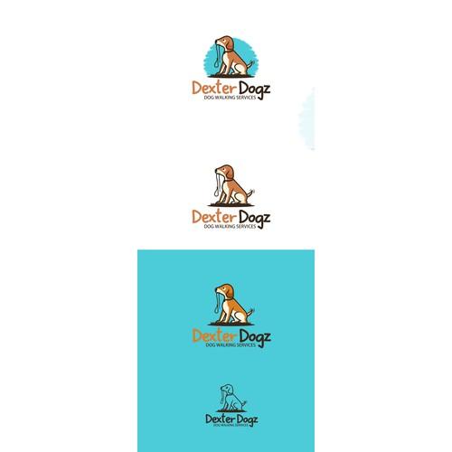 Logo & Branding for dog walking company.