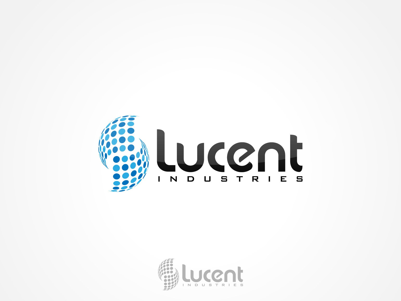logo for Lucent Industries