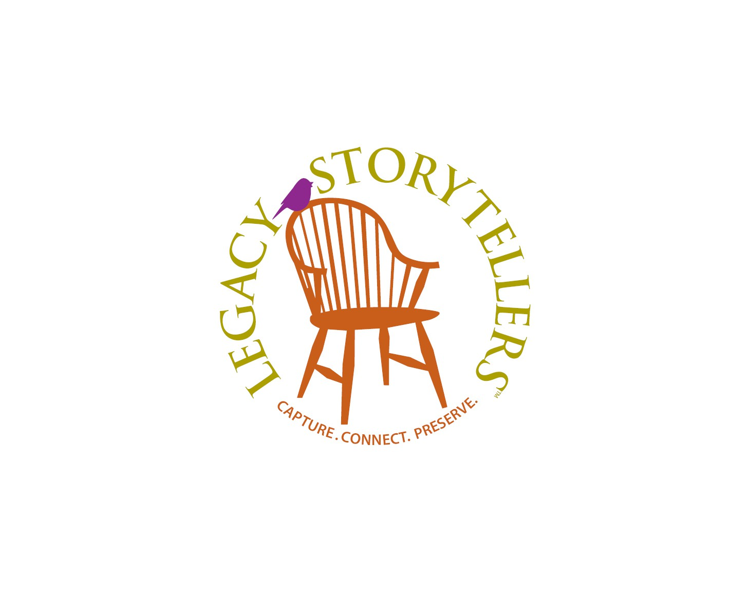 New logo wanted for LEGACY STORYTELLERS - SAVING LEGACIES 1 FAMILY AT A TIME