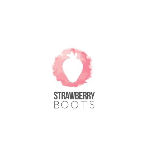 Strawberry Boots Inc logo
