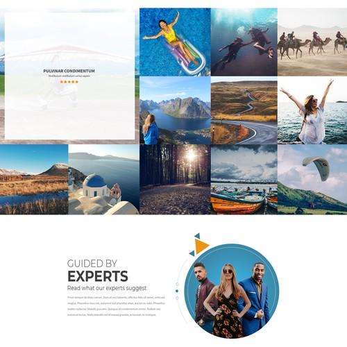 Bonvoyage - A Travel Website