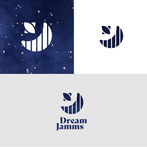 Logo for a kids pajamas company