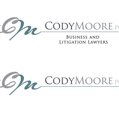 Non-Stuffy logo for law firm