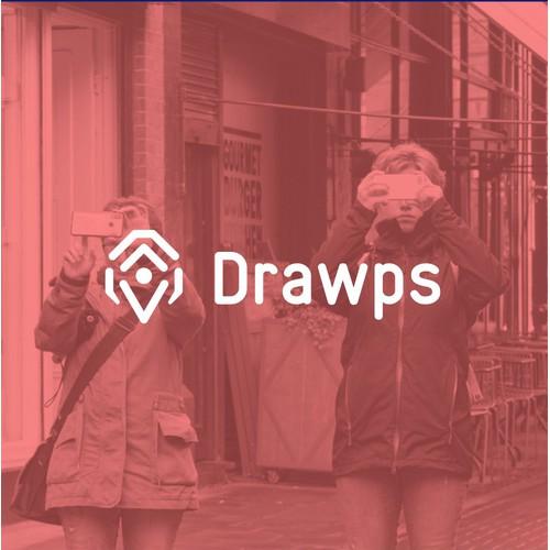 location drop logo