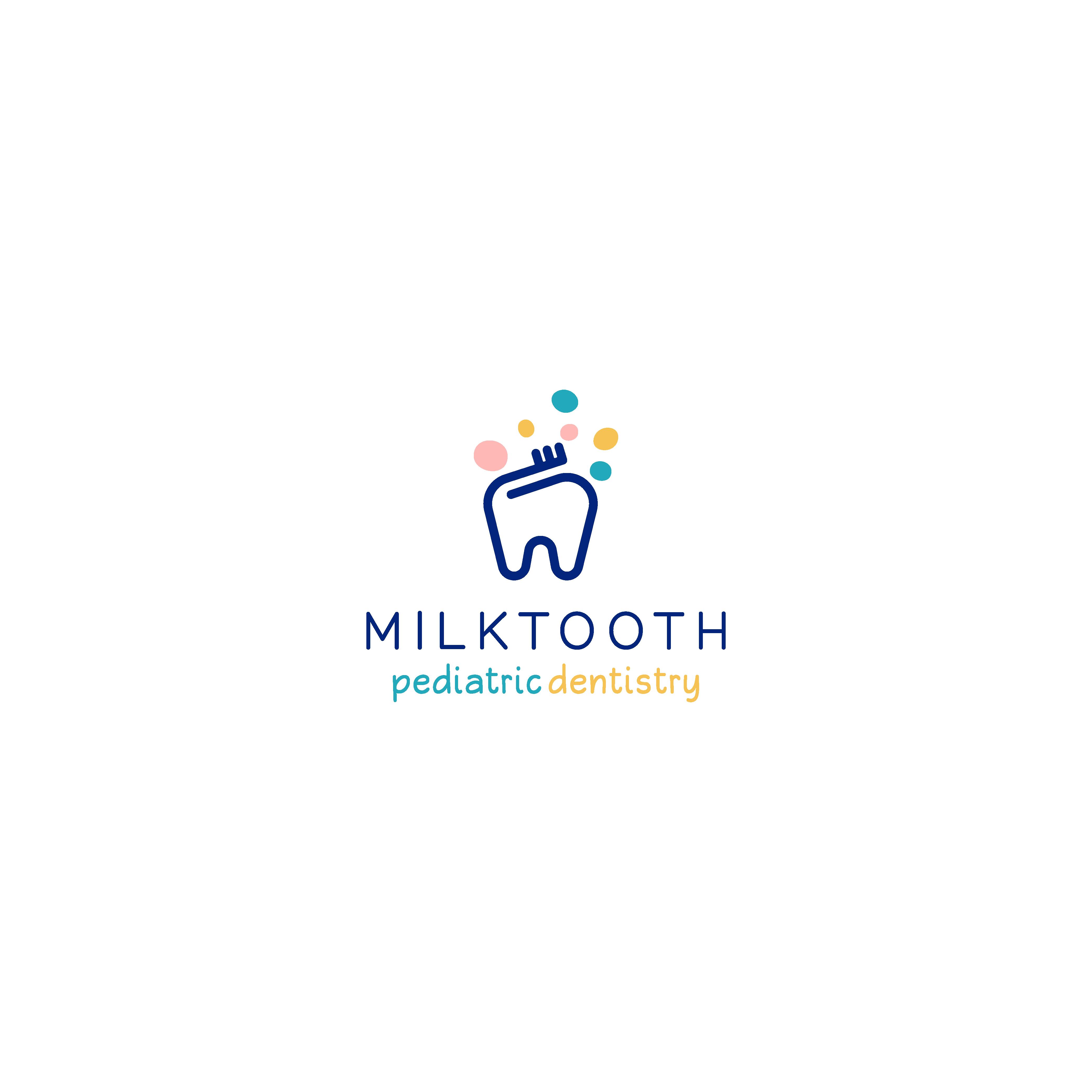 Help me create a fun and hip logo for my pediatric dental practice