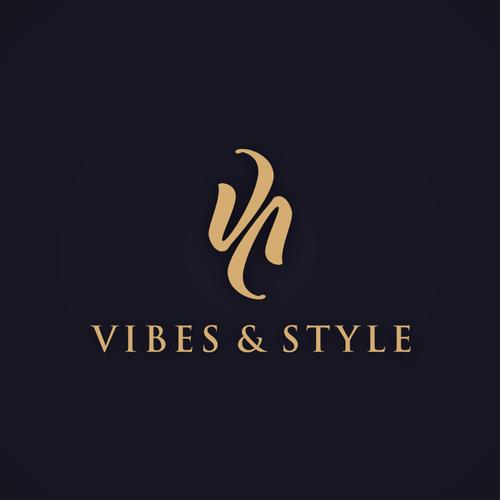 Vibes & Style Logo